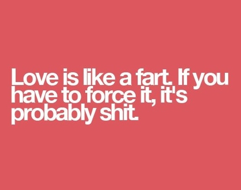 Love is.....